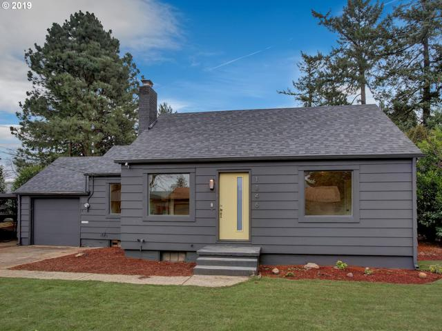 1346 NE 109TH Ave, Portland, OR 97220 (MLS #19359424) :: Portland Lifestyle Team