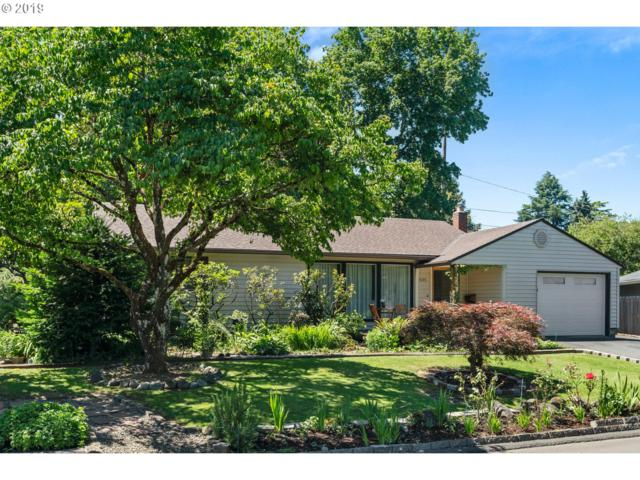5155 SW Chestnut Ave, Beaverton, OR 97005 (MLS #19359720) :: Matin Real Estate Group
