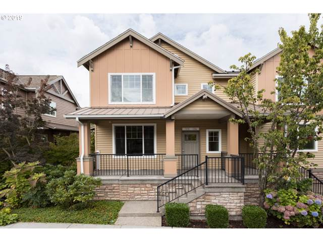 705 NW Falling Waters Ln #104, Portland, OR 97229 (MLS #19360484) :: Next Home Realty Connection