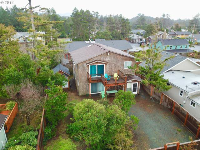 424 Laurel Ave, Manzanita, OR 97130 (MLS #19360863) :: McKillion Real Estate Group