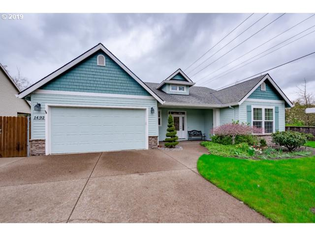 1492 NE 16TH Ave, Canby, OR 97013 (MLS #19361420) :: Next Home Realty Connection