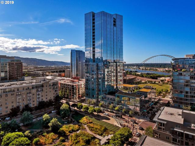 1075 NW Northrup St #2512, Portland, OR 97209 (MLS #19361630) :: Next Home Realty Connection