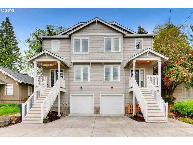 2028 SE Harold St, Portland, OR 97202 (MLS #19362287) :: Song Real Estate