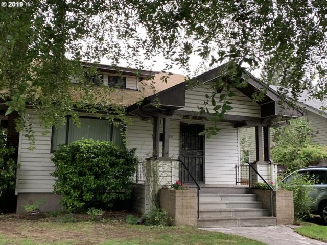 3035 NE 52ND Ave, Portland, OR 97213 (MLS #19364953) :: Cano Real Estate