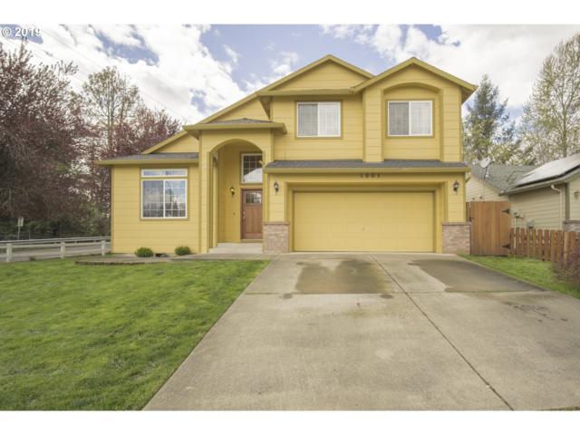 1001 40TH St, Washougal, WA 98671 (MLS #19364977) :: Matin Real Estate Group