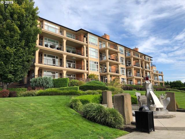 2015 SE Columbia River Dr #430, Vancouver, WA 98661 (MLS #19365070) :: Song Real Estate