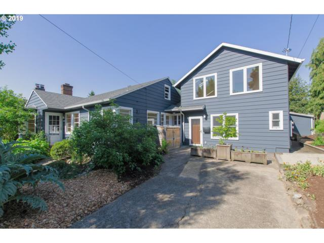 2329 SE 59TH Ave, Portland, OR 97215 (MLS #19365102) :: Townsend Jarvis Group Real Estate