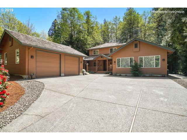 24527 E Bright Ave, Welches, OR 97067 (MLS #19365237) :: Gregory Home Team | Keller Williams Realty Mid-Willamette
