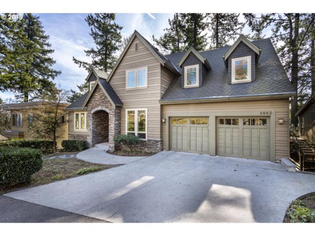 5663 SW Menefee Dr, Portland, OR 97239 (MLS #19365544) :: Matin Real Estate