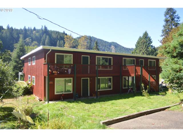 11007 E Mapleton Rd, Mapleton, OR 97453 (MLS #19365835) :: The Galand Haas Real Estate Team