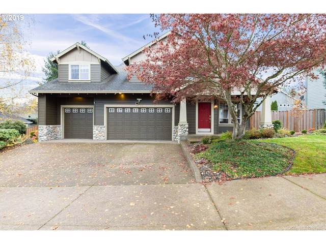11532 SW Cole Ln, Tigard, OR 97224 (MLS #19366198) :: Next Home Realty Connection