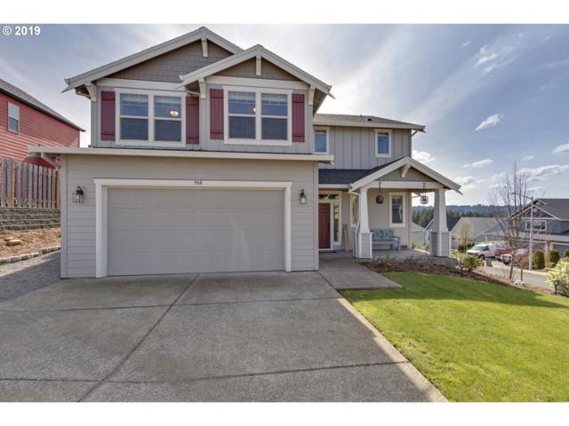 960 Cascadia Ridge Dr, Estacada, OR 97023 (MLS #19366616) :: Matin Real Estate Group