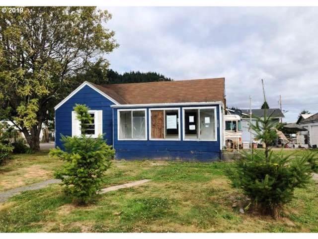 1189 Ivy Ave, Reedsport, OR 97467 (MLS #19366709) :: Song Real Estate