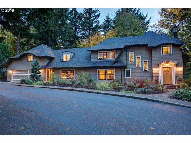 2241 SW Montgomery Dr, Portland, OR 97201 (MLS #19367907) :: Matin Real Estate Group