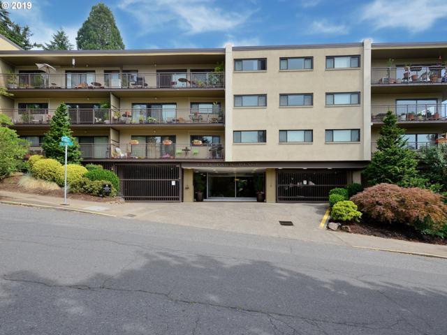 2393 SW Park Pl #111, Portland, OR 97205 (MLS #19369602) :: Cano Real Estate