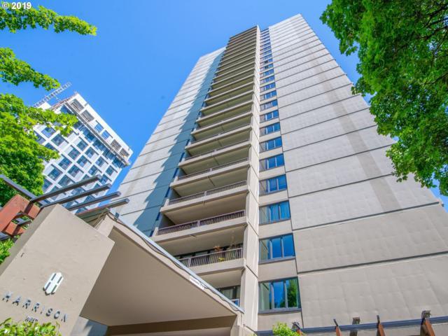 255 SW Harrison St 21B, Portland, OR 97201 (MLS #19370292) :: Homehelper Consultants