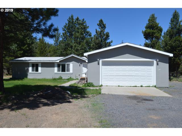 220 Wirtz St, Chemult, OR 97731 (MLS #19371123) :: TK Real Estate Group