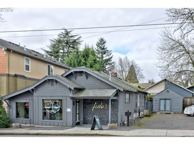7501 SW Capitol Hwy, Portland, OR 97219 (MLS #19372253) :: The Galand Haas Real Estate Team