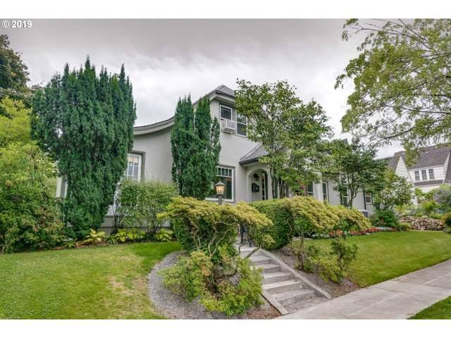 830 NE Cesar E Chavez Blvd, Portland, OR 97232 (MLS #19373216) :: Gustavo Group
