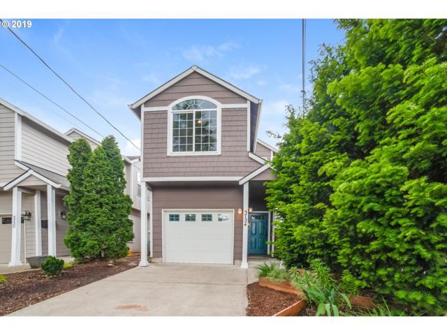 5724 NE Alton St, Portland, OR 97213 (MLS #19373339) :: The Sadle Home Selling Team
