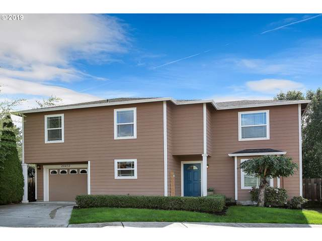 20432 SW Premier Ct, Aloha, OR 97003 (MLS #19373514) :: Next Home Realty Connection