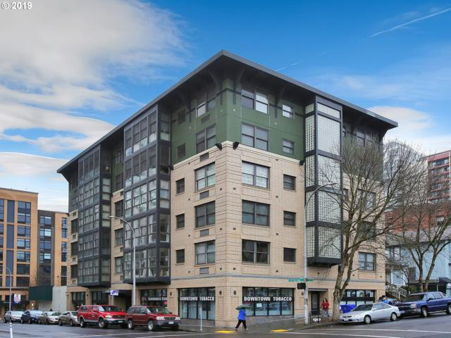 1134 SW Jefferson St #506, Portland, OR 97201 (MLS #19373926) :: Territory Home Group