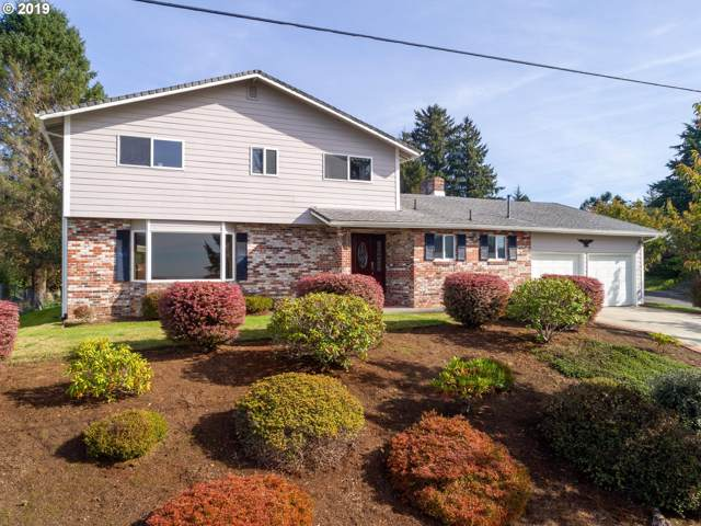 161 Hilltop Dr, Seaside, OR 97138 (MLS #19374745) :: Premiere Property Group LLC