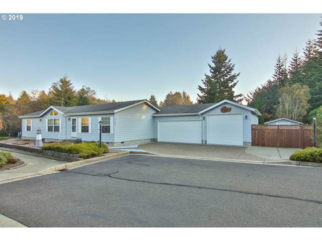 2145 Lynne Dr, North Bend, OR 97459 (MLS #19377408) :: Fox Real Estate Group