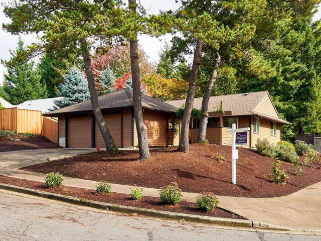 5412 NW Burning Tree Ct, Portland, OR 97229 (MLS #19379581) :: Townsend Jarvis Group Real Estate