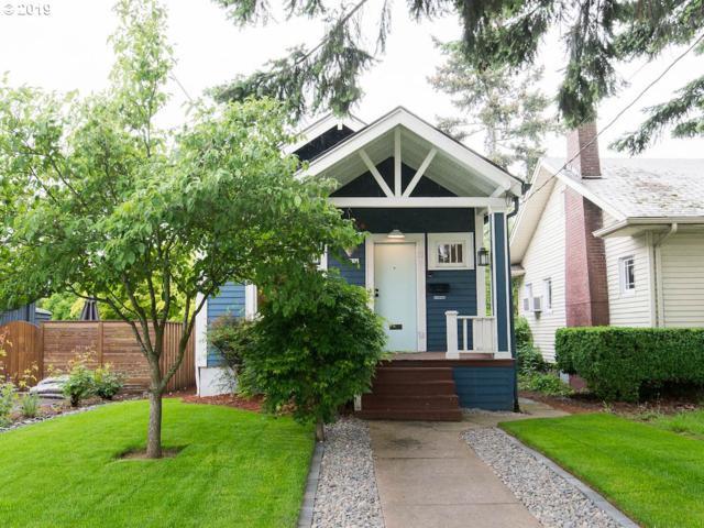 831 N Morgan St, Portland, OR 97217 (MLS #19379804) :: Townsend Jarvis Group Real Estate