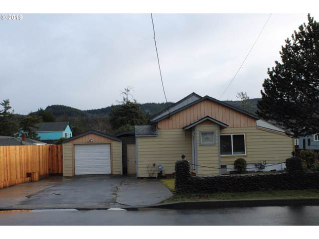 425 S Lincoln St, Seaside, OR 97138 (MLS #19380733) :: The Liu Group