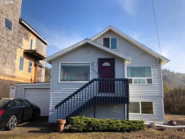 460 S Hwy 101, Rockaway Beach, OR 97136 (MLS #19382022) :: Song Real Estate