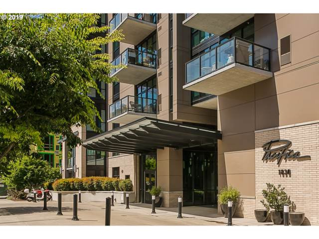 1830 NW Riverscape St #603, Portland, OR 97209 (MLS #19382542) :: Next Home Realty Connection