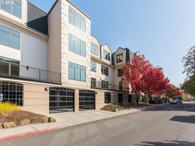 707 N Hayden Island Dr #401, Portland, OR 97217 (MLS #19382641) :: The Liu Group