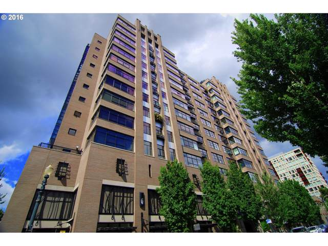 333 NW 9TH Ave #610, Portland, OR 97209 (MLS #19382736) :: Change Realty