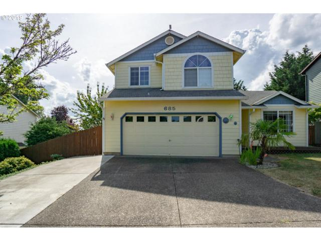 685 Sunset Ridge Dr, Washougal, WA 98671 (MLS #19382901) :: Townsend Jarvis Group Real Estate