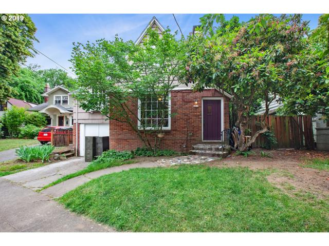 4022 NE Stanton St, Portland, OR 97212 (MLS #19383459) :: The Sadle Home Selling Team