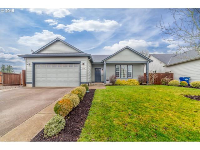 1542 Alderdale Dr, Junction City, OR 97448 (MLS #19383660) :: R&R Properties of Eugene LLC
