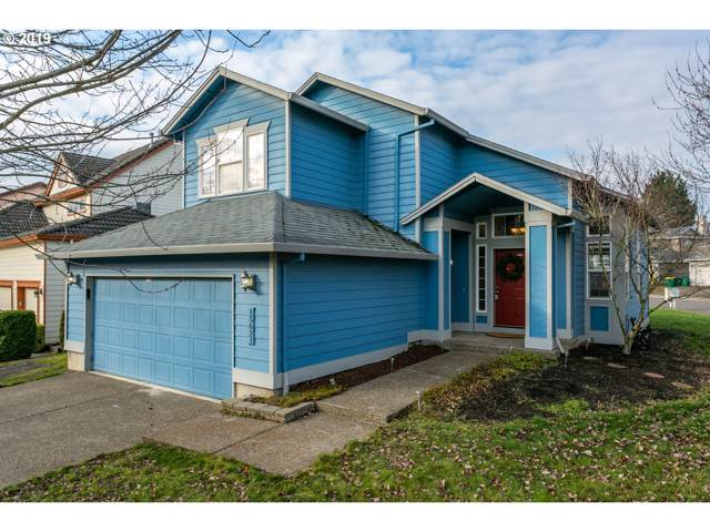 15621 NW Wismer Dr, Portland, OR 97229 (MLS #19384061) :: The Liu Group