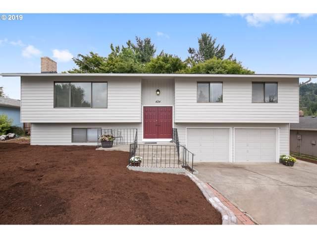 424 SW Angeline Ave, Gresham, OR 97080 (MLS #19385142) :: McKillion Real Estate Group