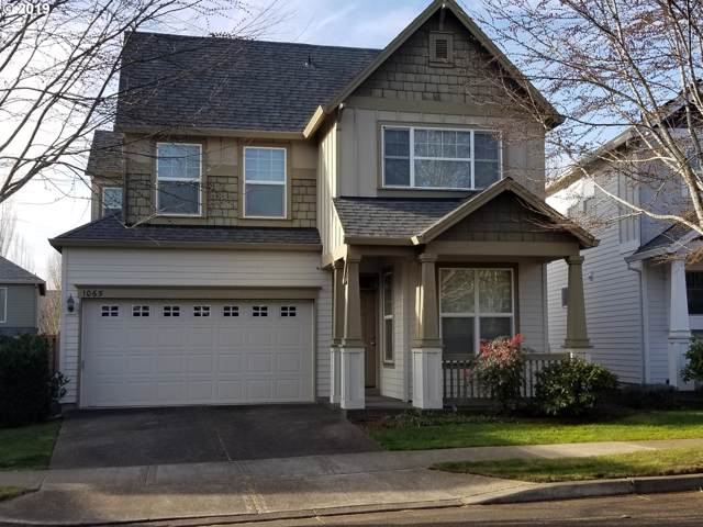1065 SE Portlandia Ave, Hillsboro, OR 97123 (MLS #19386034) :: Fox Real Estate Group