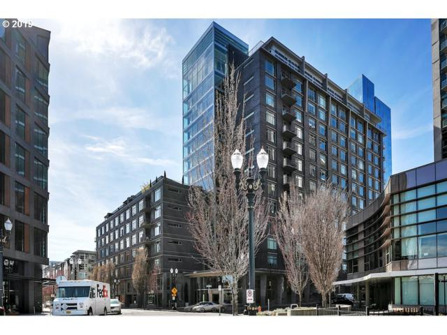 1255 NW 9TH Ave #313, Portland, OR 97209 (MLS #19387679) :: Portland Lifestyle Team