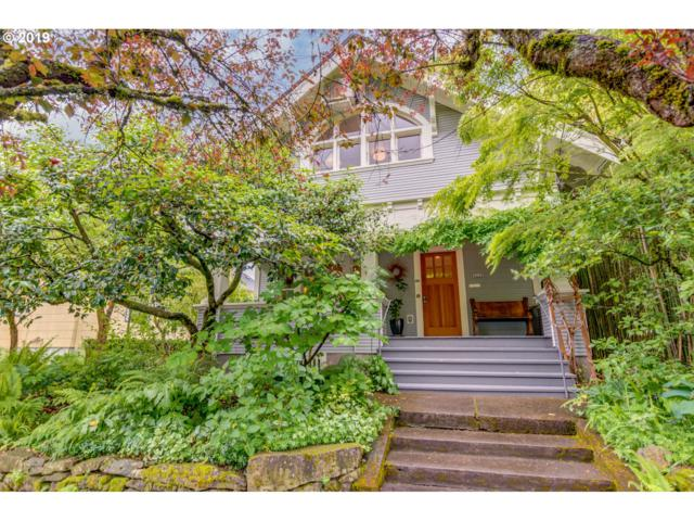 4220 SE Clinton St, Portland, OR 97206 (MLS #19388342) :: Townsend Jarvis Group Real Estate