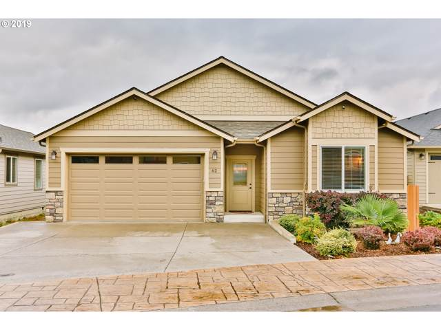 62 SE Shahala, Cascade Locks, OR 97014 (MLS #19388887) :: McKillion Real Estate Group