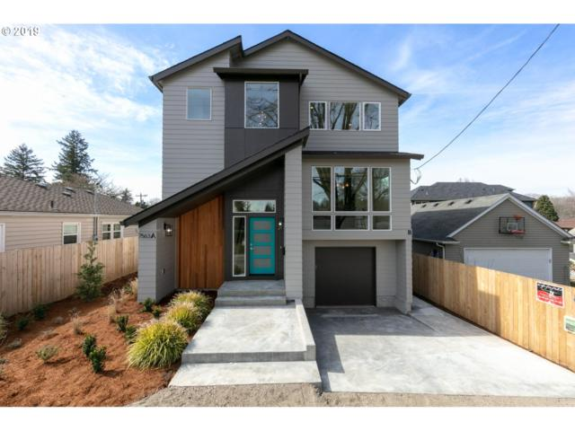 7563 SE 37TH Ave, Portland, OR 97202 (MLS #19389501) :: Change Realty