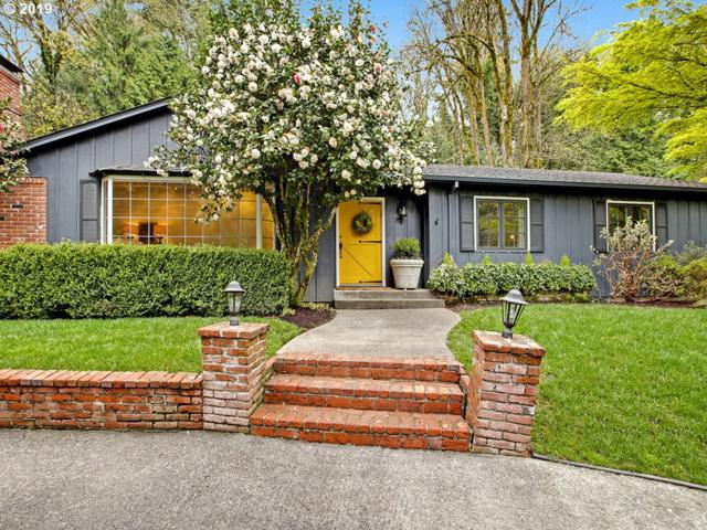1685 SW Midvale Rd, Portland, OR 97219 (MLS #19389809) :: Townsend Jarvis Group Real Estate