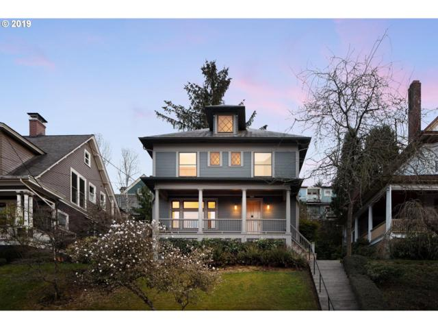 3306 NW Thurman St, Portland, OR 97210 (MLS #19391167) :: McKillion Real Estate Group
