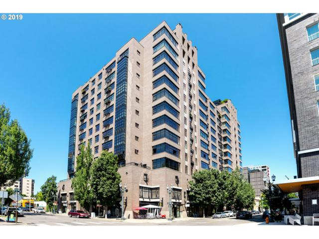 333 NW 9TH Ave #803, Portland, OR 97209 (MLS #19391753) :: Gustavo Group