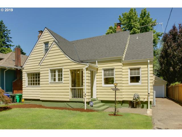 3037 NE Hoyt St NE, Portland, OR 97232 (MLS #19391907) :: Matin Real Estate Group