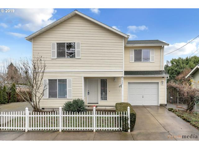 7007 N Smith St, Portland, OR 97203 (MLS #19392097) :: Realty Edge